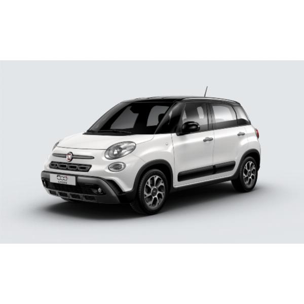 FIAT Bicolore Bianco Gelato/Nero