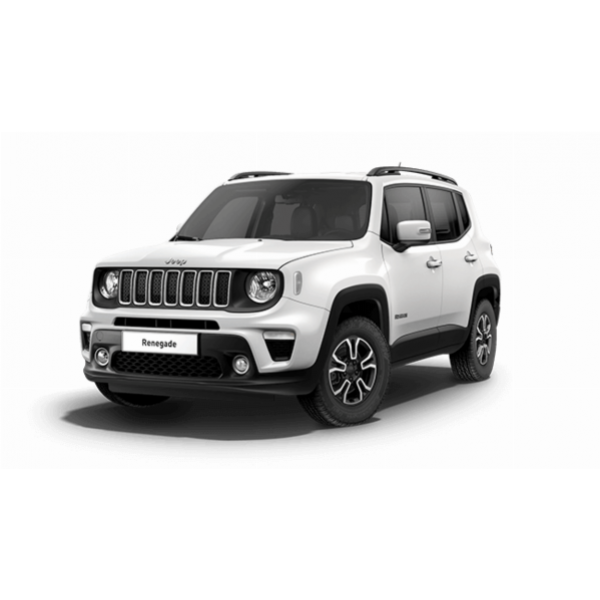 JEEP Alpine White
