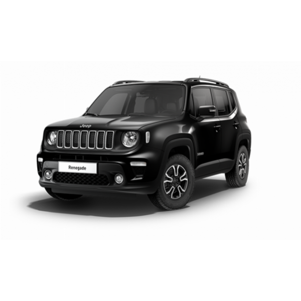 JEEP Solid Black