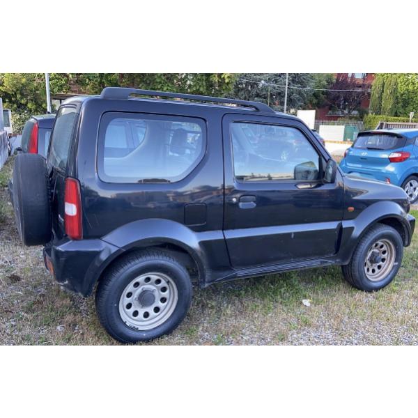 Suzuki - Jimny Blu